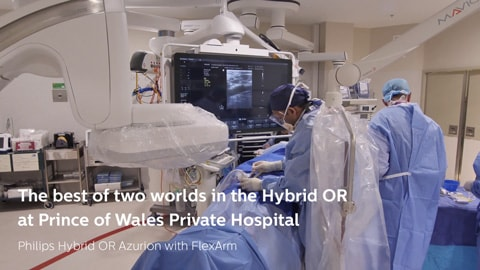 Image-guided surgery video