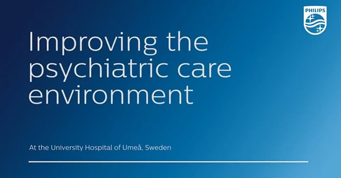 improving the psychiatric care environment