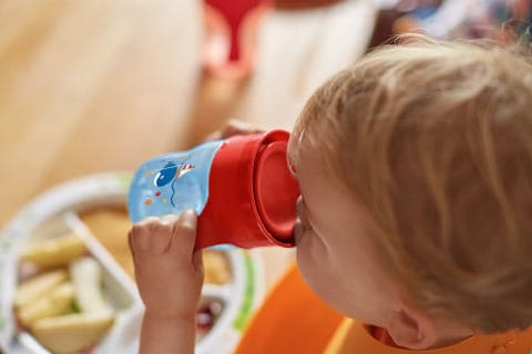 Aced it: Why teaching your baby to drink from a sippy cup is easier than you think