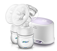 Philips AVENT double electric breast pump