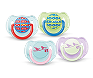 Philips Avent Pacifiers with decoration