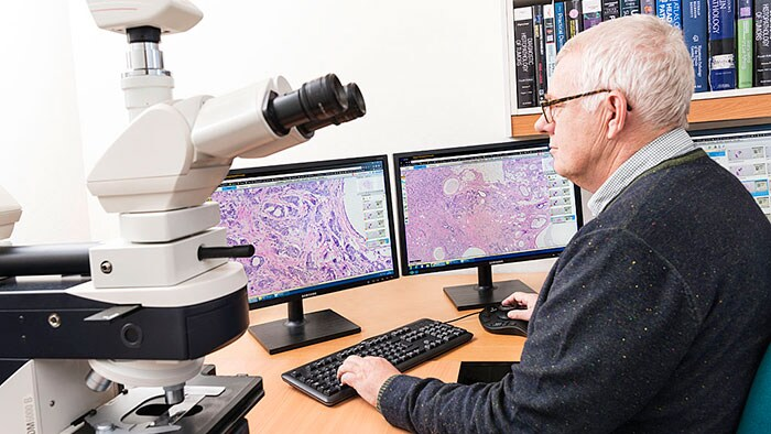 Philips and PAMM pathology laboratory team up to enable digital diagnostics for cancer